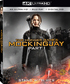 The Hunger Games: Mockingjay - Part 1 4K (Blu-ray)