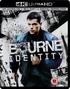 The Bourne Identity 4K (Blu-ray)