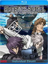 Ghost In The Shell Stand Alone Complex Solid State Society Blu Ray Release Date June 21 2011