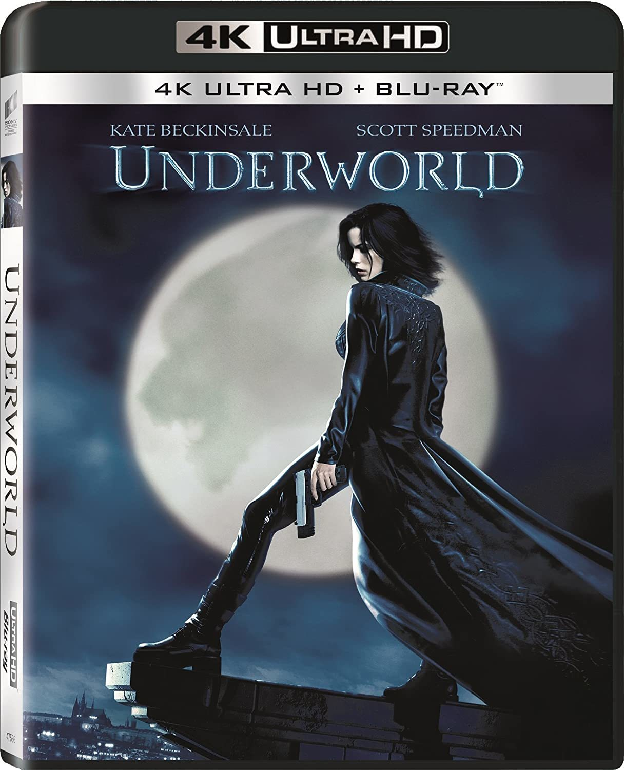 Underworld 4K (2003) Ultra HD Blu-ray