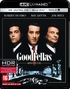 GoodFellas 4K (Blu-ray)