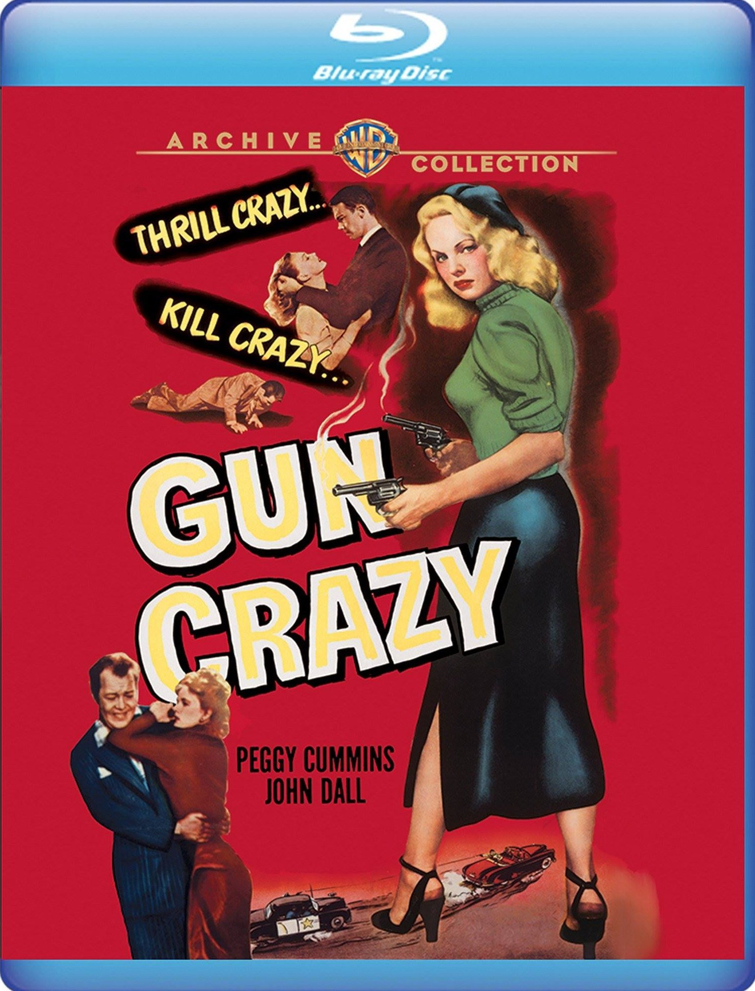 Gun Crazy (Warner Archive Collection)(1950) Blu-ray