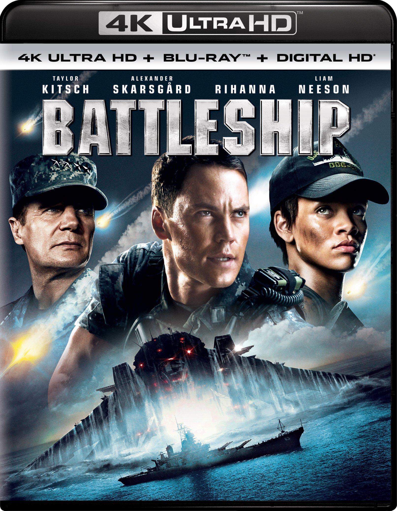 Battleship (2012) 4K Ultra HD Blu-ray
