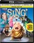 Sing 4K (Blu-ray)