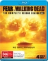 Fear the Walking Dead: The Complete Second Season (Blu-ray)