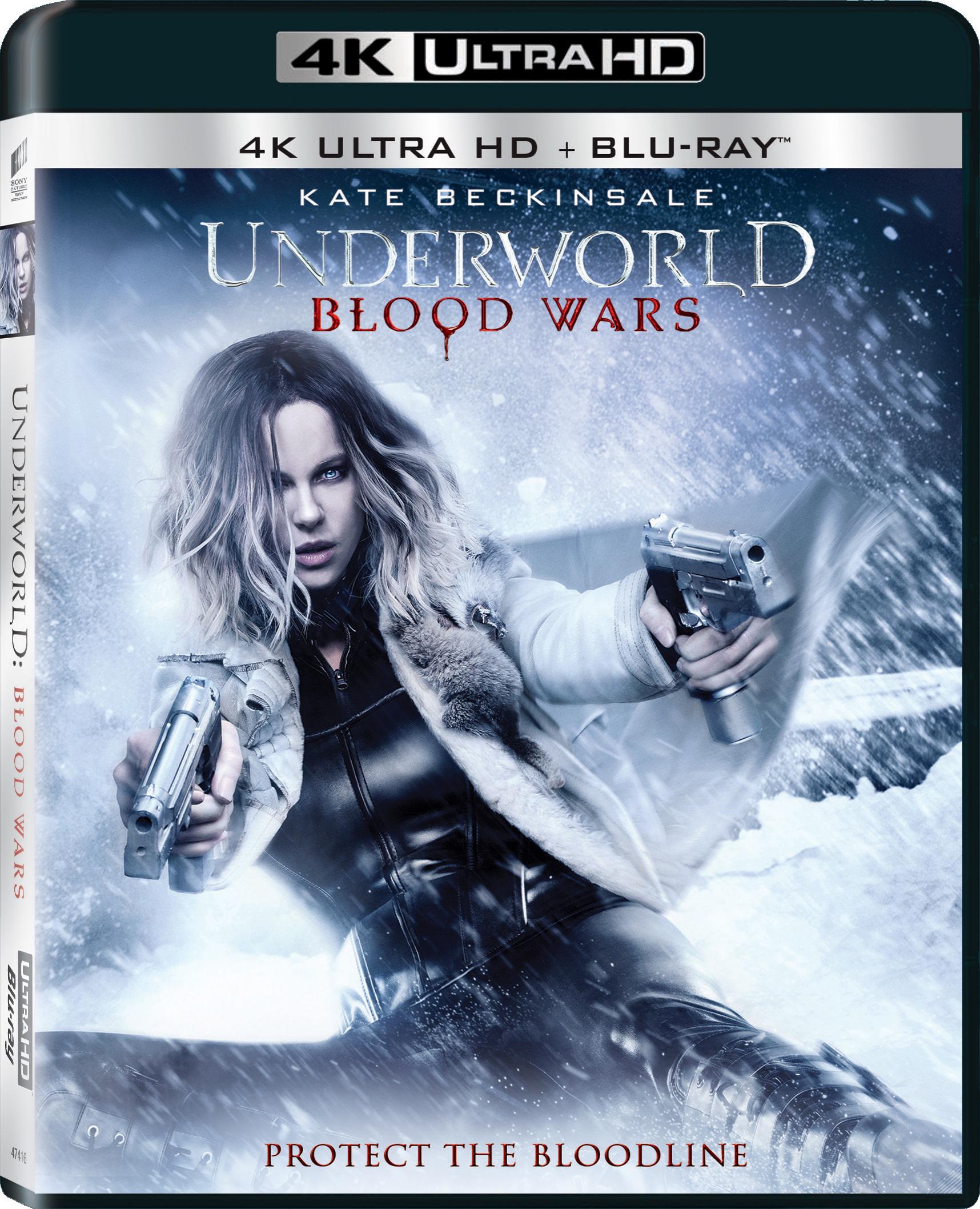 Underworld: Blood Wars 4K (2017) Ultra HD Blu-ray