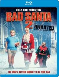 Bad Santa 2 Blu Ray Release Date February 21 2017