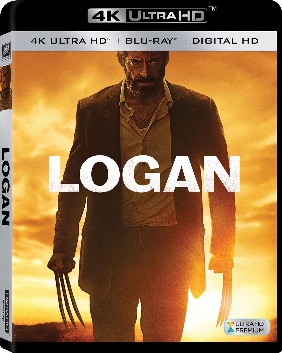 Logan 4K (2017) UHD Ultra HD Blu-ray