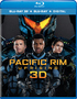 Pacific Rim: Uprising 3D (Blu-ray)