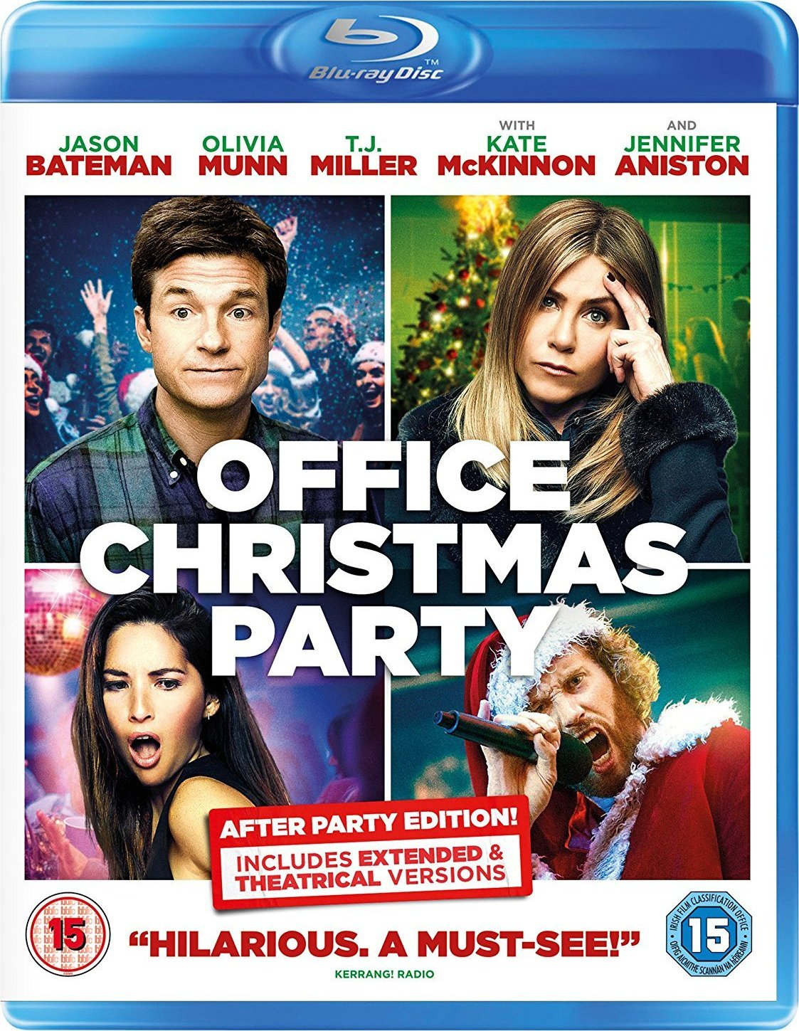 Office Christmas Party Blu-ray: After Party Edition! (United Kingdom)