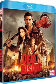 Dead Rising Watchtower Blu Ray Release Date September 30 2015 Dead Rising France