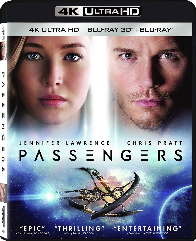 Passengers 4K (2016) Ultra HD