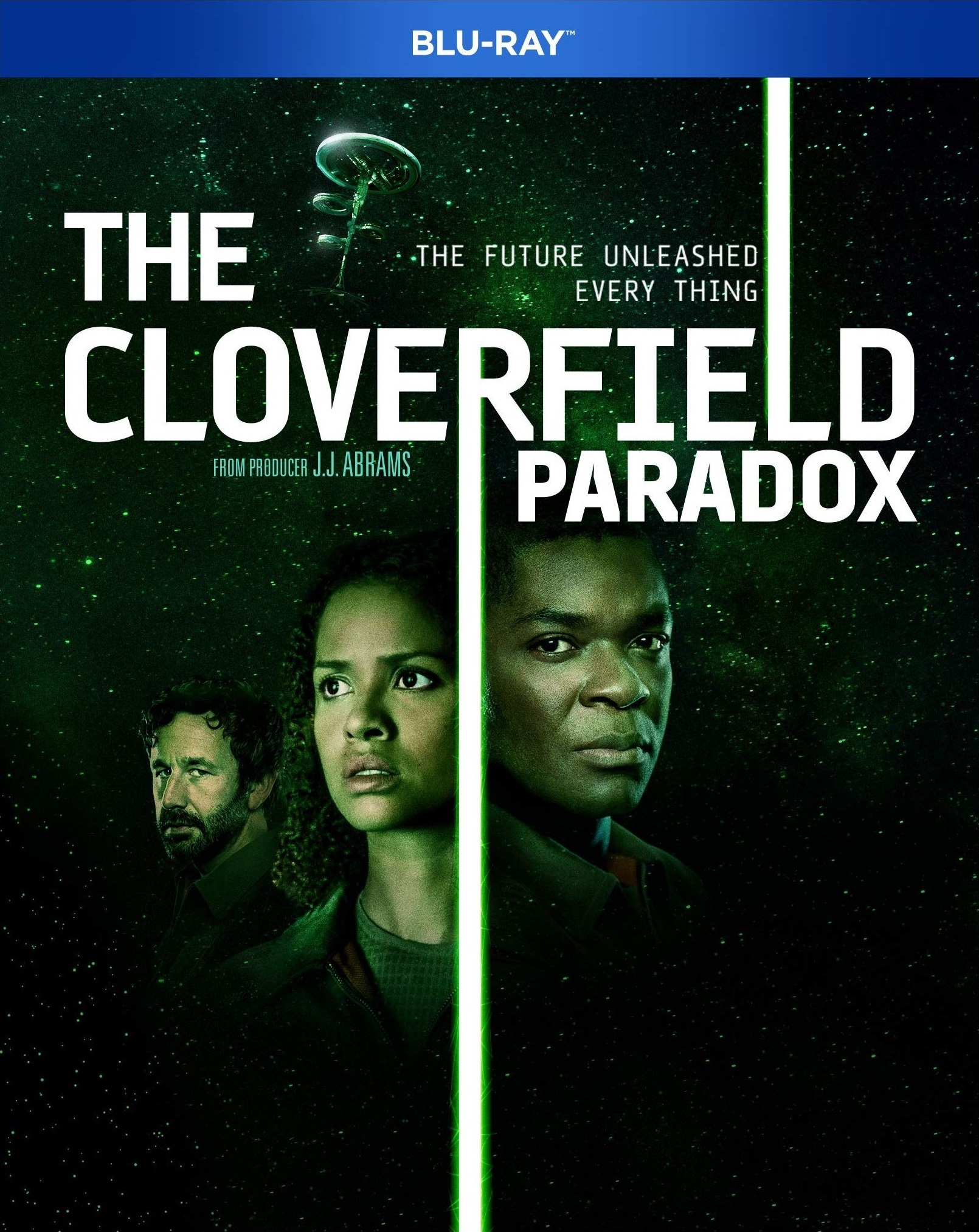The Cloverfield Paradox (Blu-ray)(Region A)