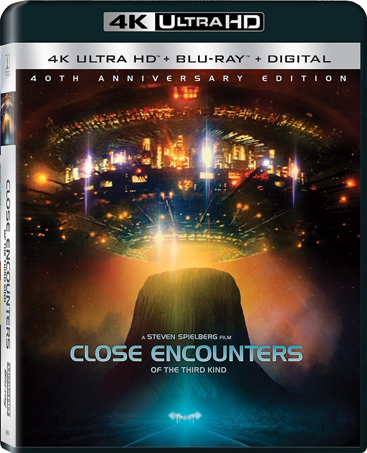Close Encounters of the Third Kind 4K (1977) UHD Ultra HD Blu-ray