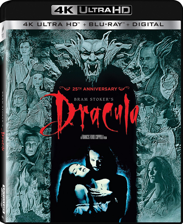 Bram Stokers Dracula 4K (1992) UHD Ultra HD Blu-ray