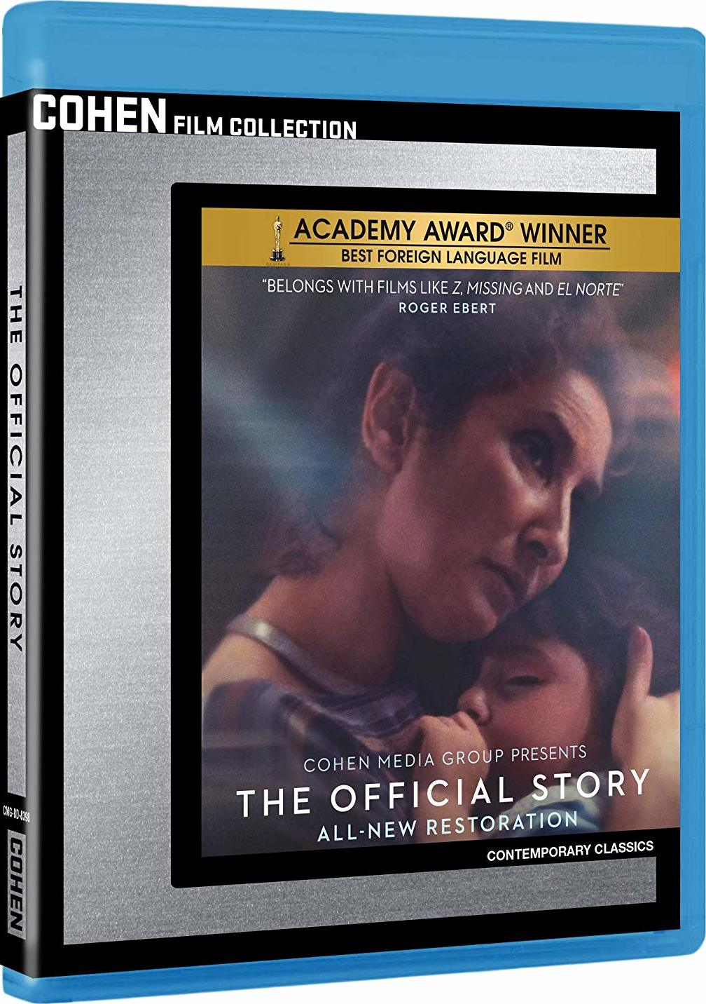 The Official Story (Cohen Collection)(Blu-ray)(Region A)