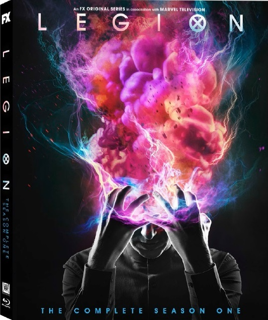 Legion: The Complete Season One (TV) (2017) Blu-ray