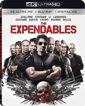 The Expendables 4K (2010) Ultra HD Blu-ray
