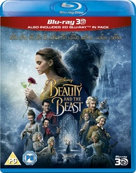 Beauty And The Beast 3d Blu Ray Release Date July 17 2017 Blu Ray 3d Blu Ray United Kingdom