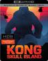 Kong: Skull Island 4K + 3D (Blu-ray)