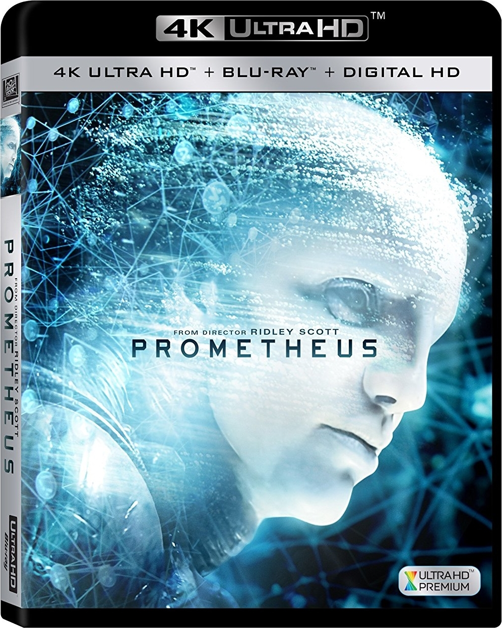 Prometheus 4K (2012) UHD Ultra HD Blu-ray