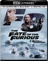 The Fate of the Furious 4K (Blu-ray)