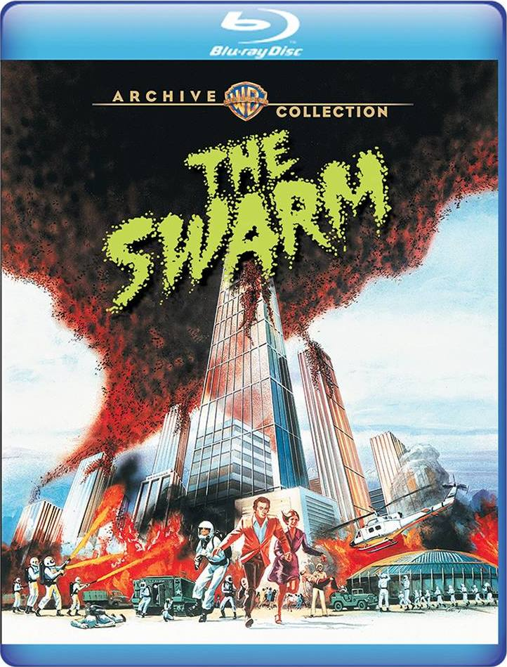 The Swarm (Warner Archive Collection)(Blu-ray)(Region Free)