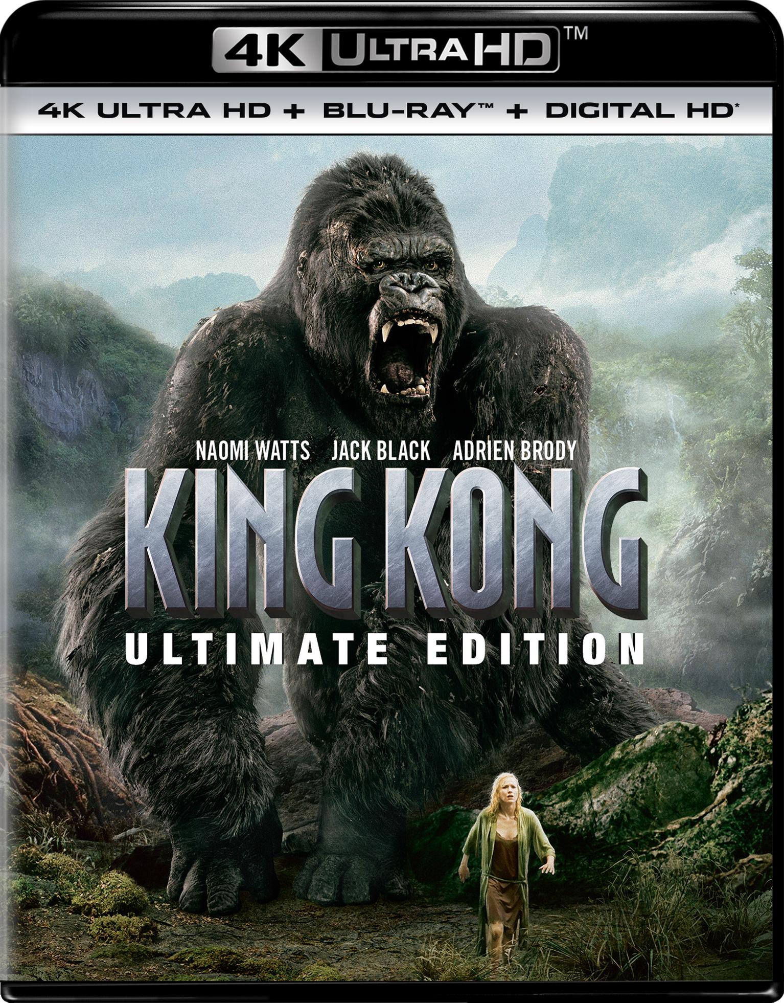 King Kong 2005 Extended 2160p Bluray Remux Hevc Dts X 7 1 Drc
