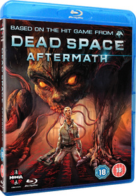 Dead Space 2 Aftermath Blu Ray Release Date January 24 2011