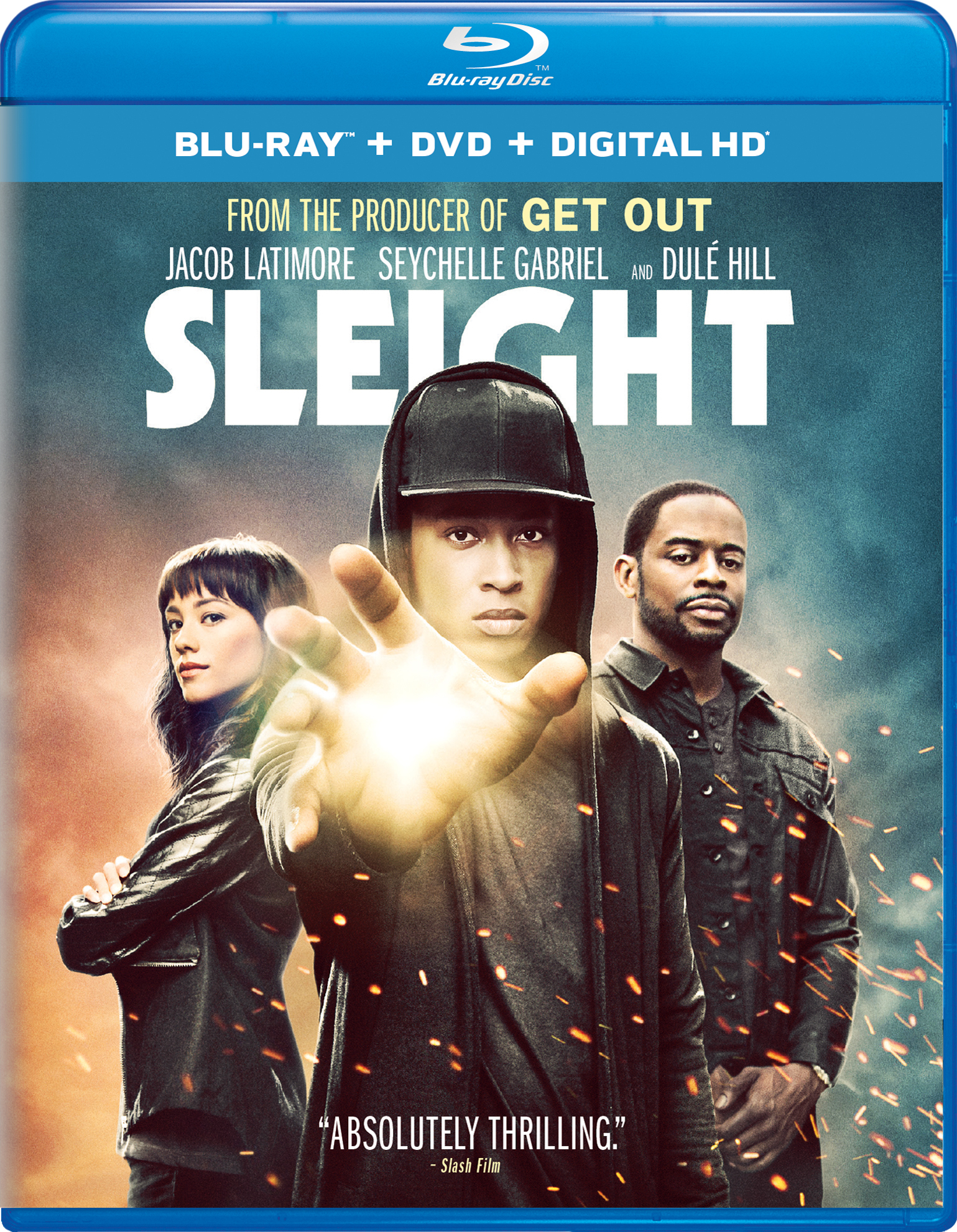 Sleight (2016) Blu-ray