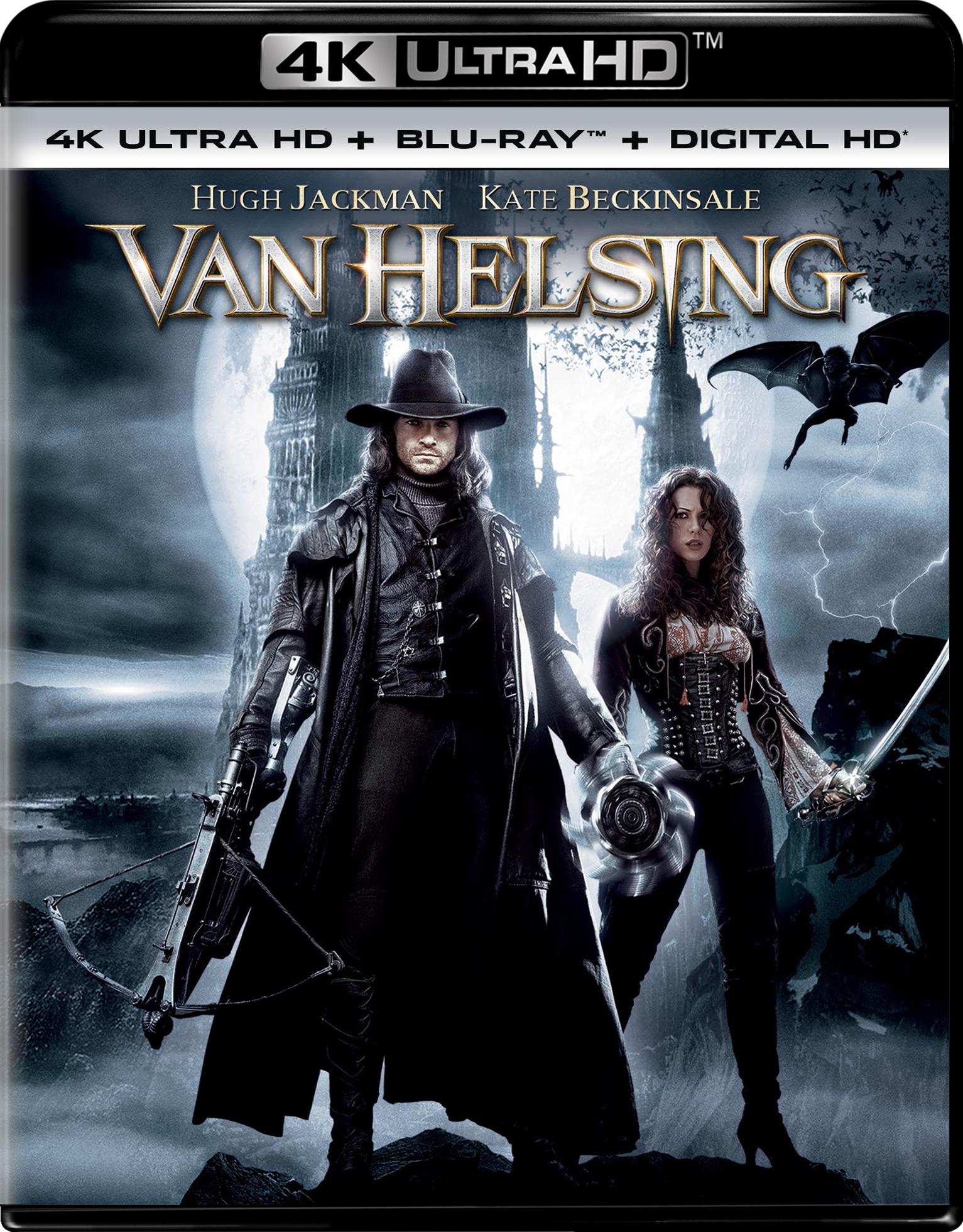 Van Helsing 4K (2004) UHD Ultra HD Blu-ray