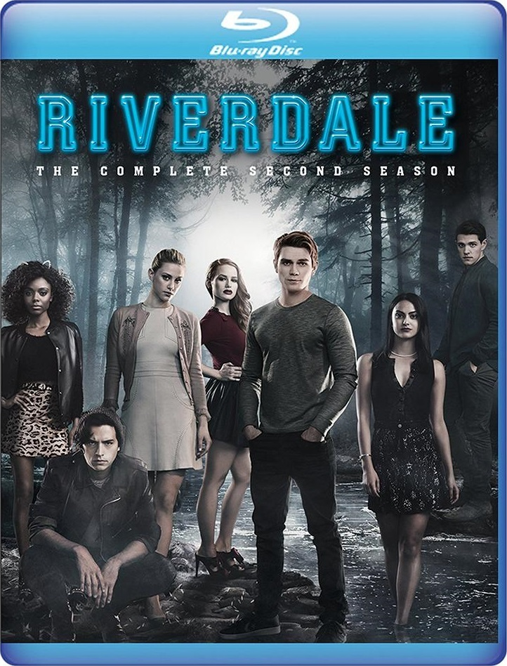 Riverdale: The Complete Second Season (Warner Archive Collection)(Blu-ray)(Region Free)