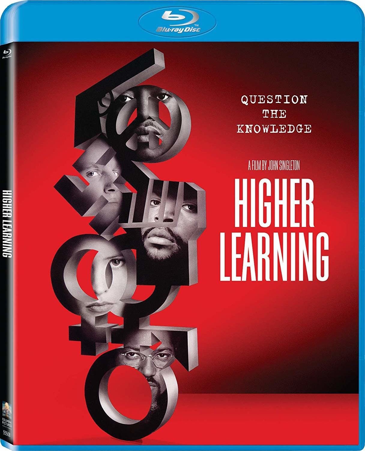 Higher Learning (Blu-ray)(Region A)