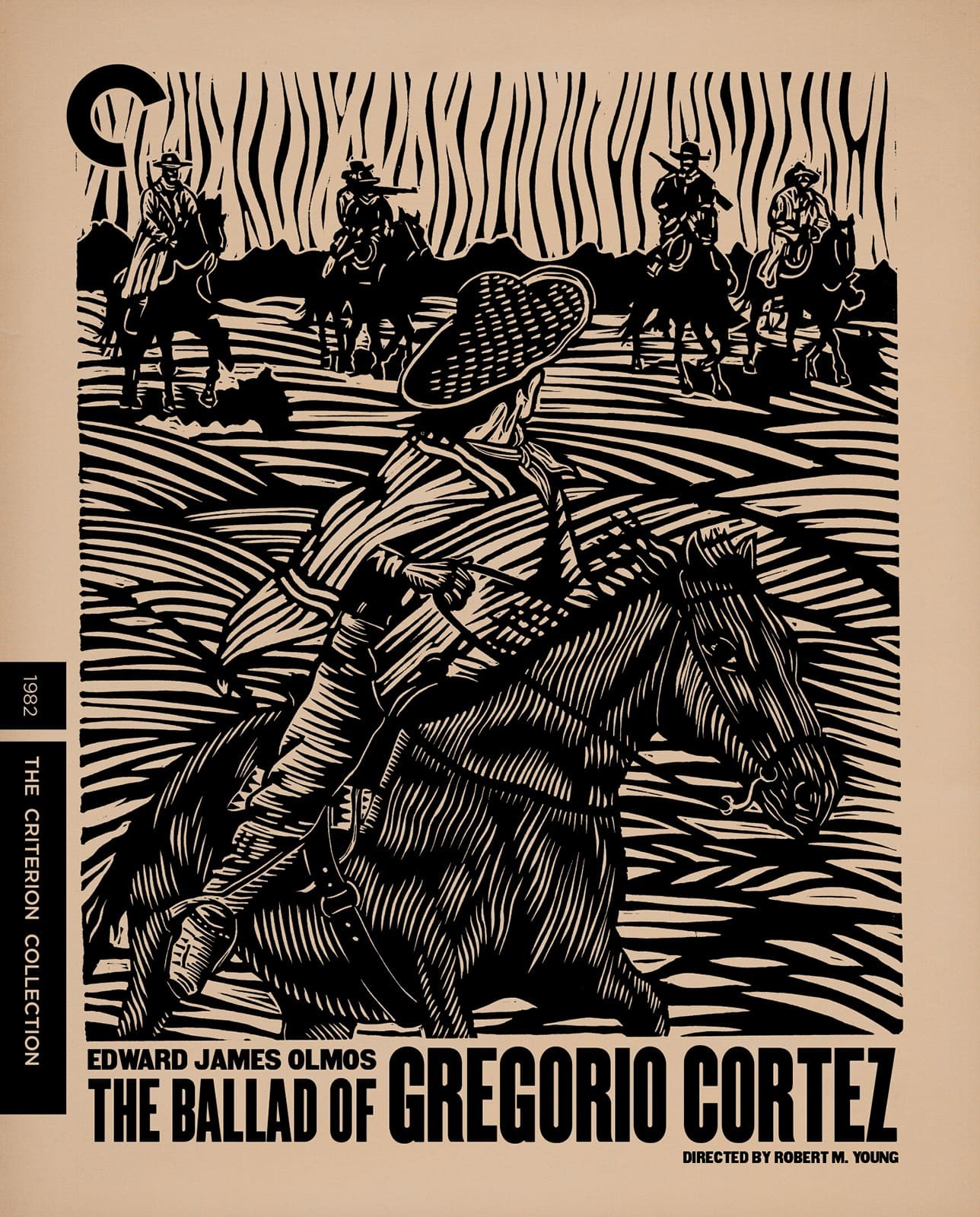 The Ballad of Gregorio Cortez (The Criterion Collection)(1982) Blu-ray