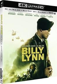 Billy Lynn's Long Halftime Walk 4K + 3D (Blu-ray)