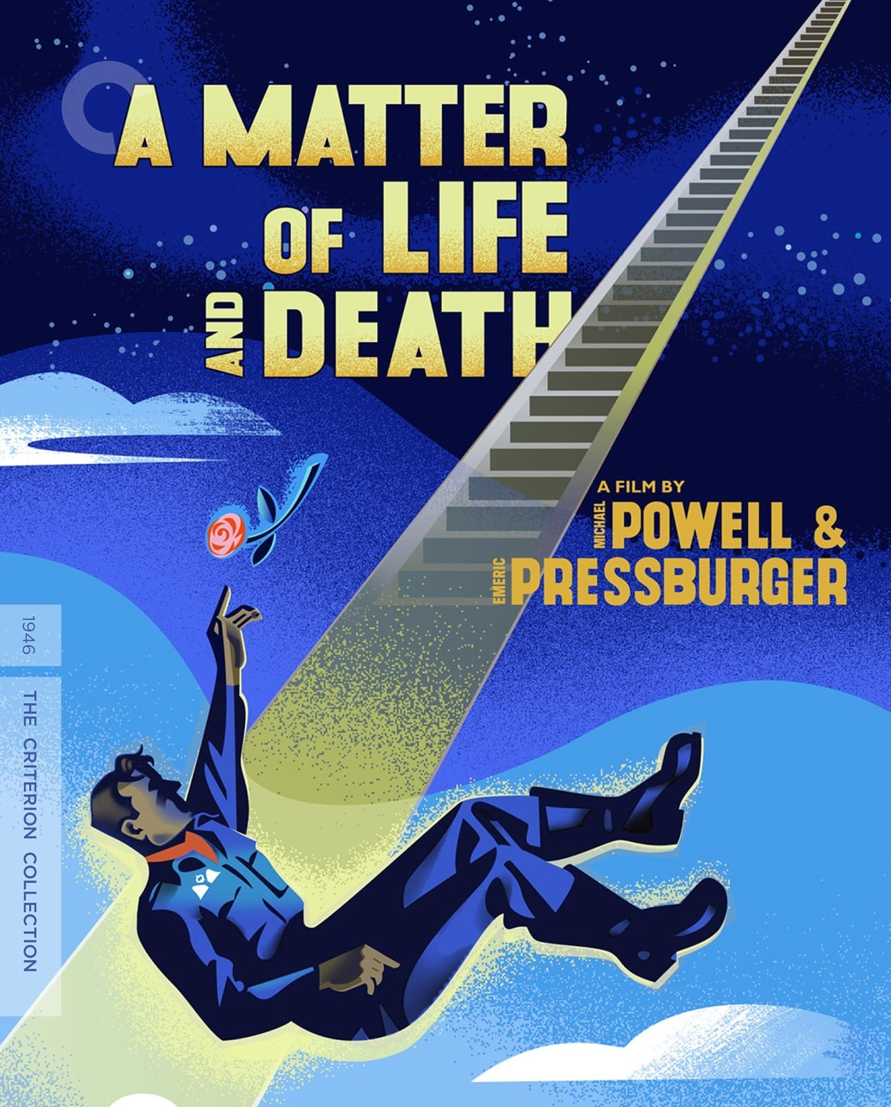 A Matter of Life and Death (The Criterion Collection)(1946) Blu-ray
