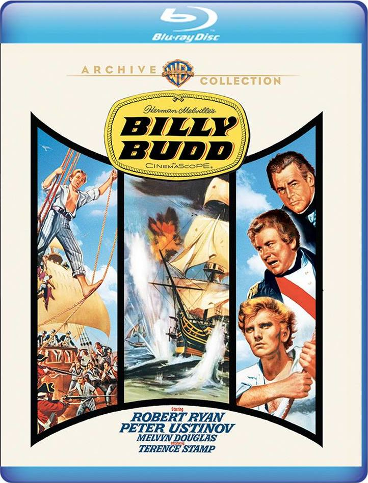 Billy Budd (Warner Archive Collection)(Blu-ray)(Region Free)