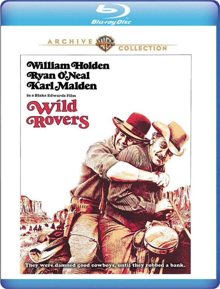 Wild Rovers (Warner Archive Collection)(Blu-ray)(Region Free)(Pre-order / Mar 5)
