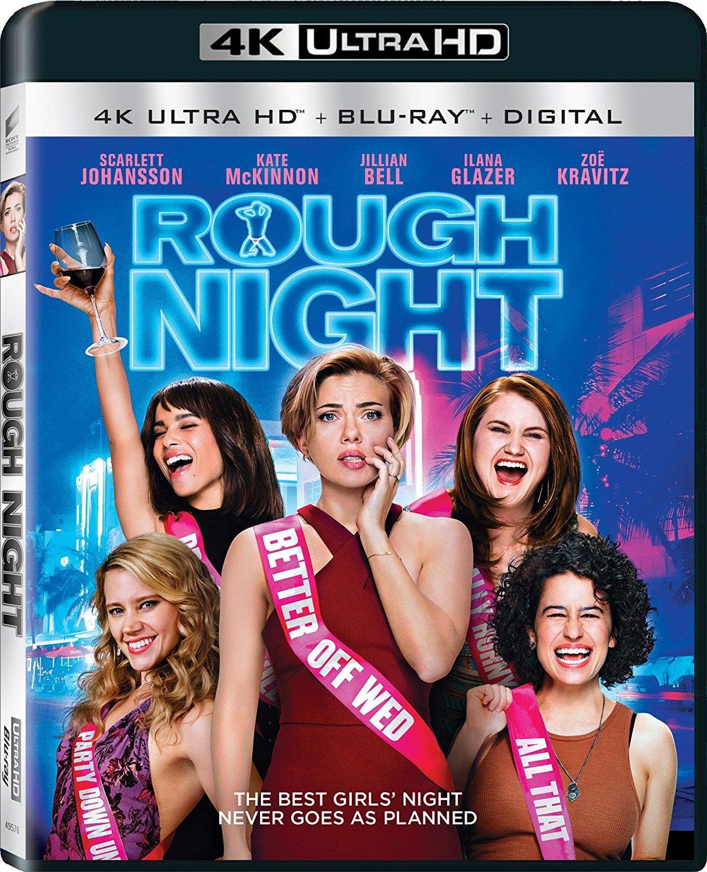 Rough Night (2017) 4K Ultra HD Blu-ray