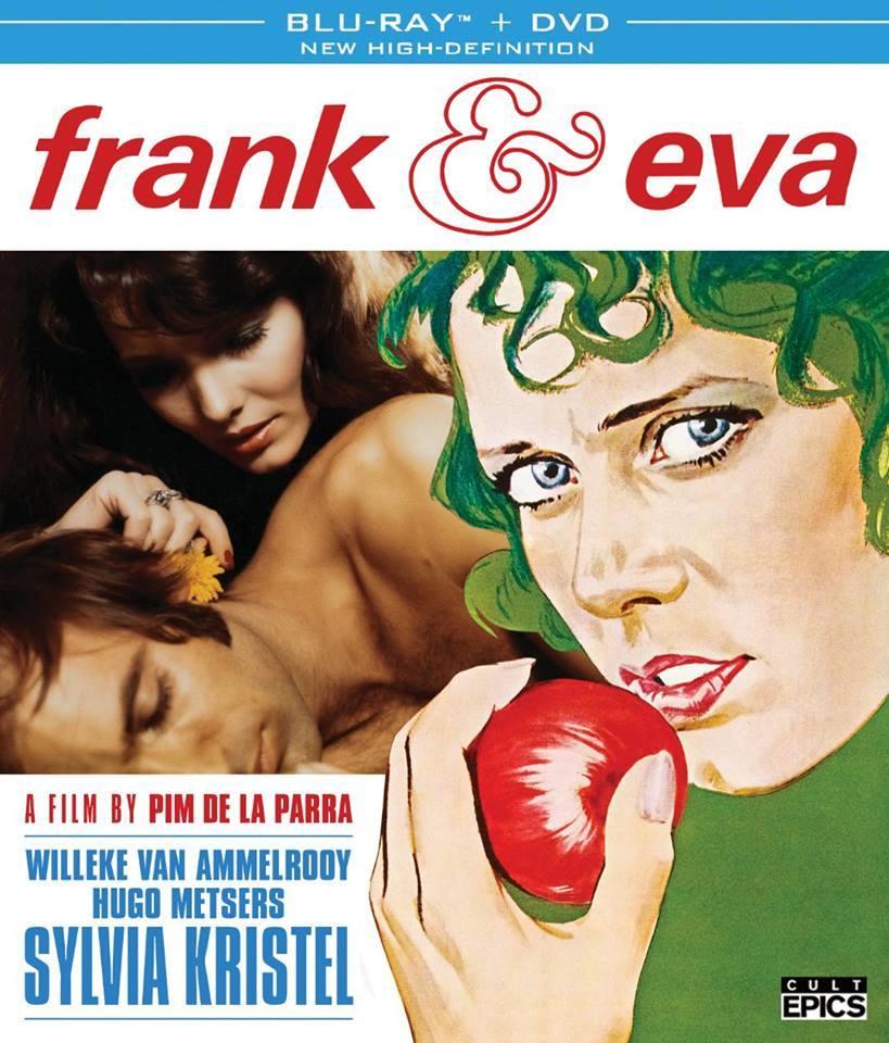 Frank & Eva (1973) Blu-ray