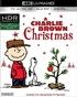 A Charlie Brown Christmas 4K (Blu-ray)