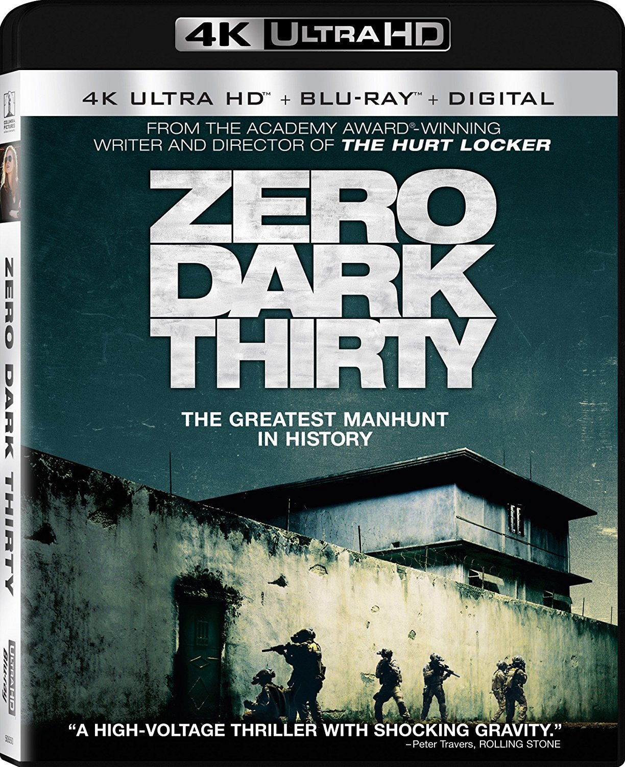 Zero Dark Thirty 4K (2012) Ultra HD Blu-ray