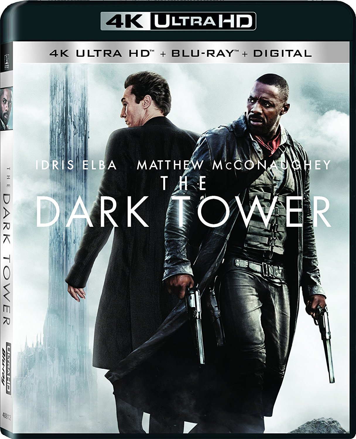 The Dark Tower 4K (2017) Ultra HD Blu-ray