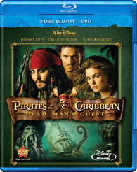 Pirates Of The Caribbean Dead Man S Chest Blu Ray Release Date March 1 2011 Blu Ray Dvd