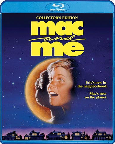 Mac and Me (Collectors Edition)(1988) Blu-ray