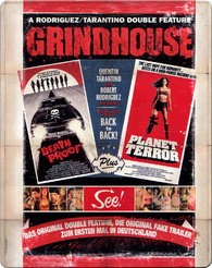 Grindhouse Blu-ray: Planet Terror, Death Proof | Limited