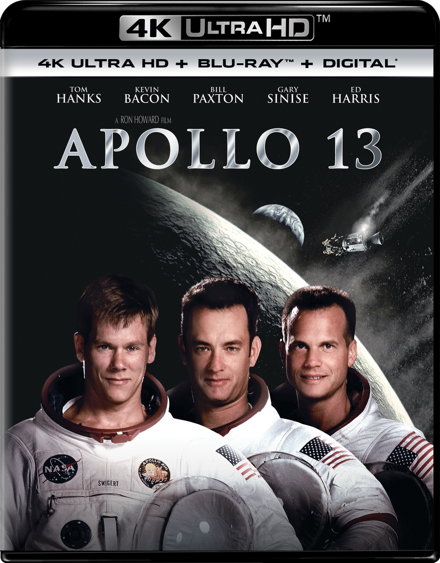 Apollo 13 4K (1995) 4K Ultra HD Blu-ray