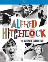 Alfred Hitchcock: The Ultimate Collection (Blu-ray)