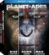 Planet of the Apes Trilogy (Blu-ray)