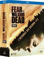 Fear The Walking Dead Season 2 Coffret Blu Ray France
